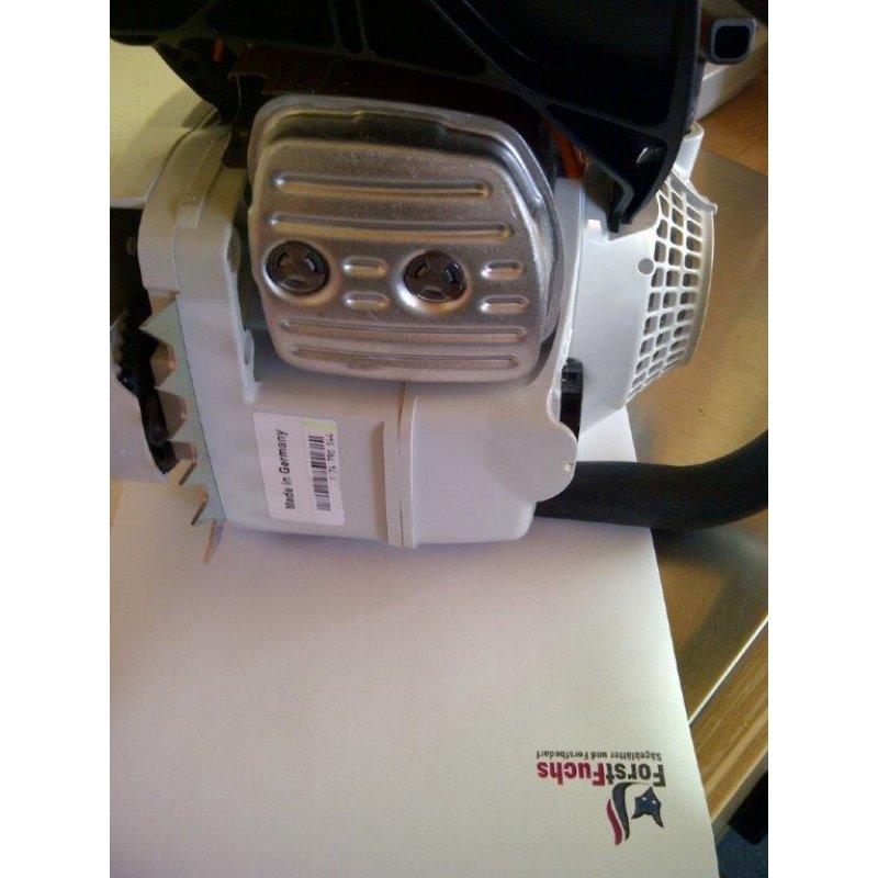 Auspuff für Motorsäge Stihl MS 231/231 C/ 251/ 251 C