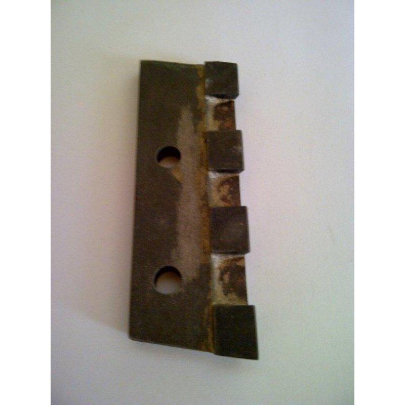 Messer für Erdbohrer- Hartmetallmesser - 250 mm