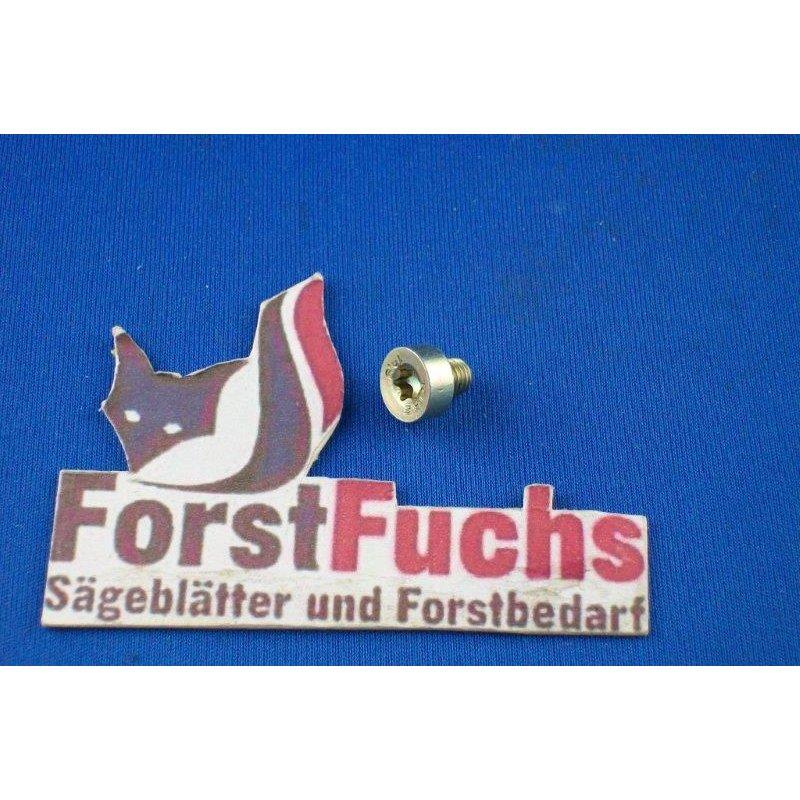 Schraube für Auspuff - Stihl Motorsäge 044
